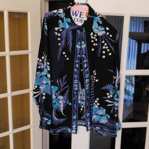 Averardo Bessi Silk Shirt